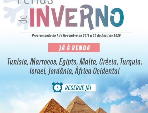 Ferias de Inverno na Tunisia